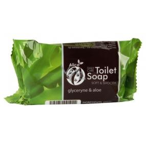 Alice Glyceryne & Aloe Vera toaletní mýdlo 100g