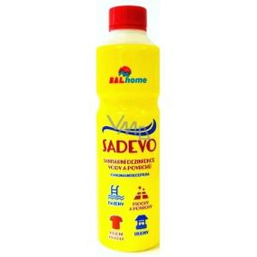 Sadevo sanitární dezinfekce vody a povrchů 1 l
