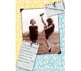 Albi Hrací přání k narozeninám Dvě cvičenky Jan Werich Holduj tanci, pohybu