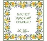 Le Blanc Cologne - Kolínská Vonný sáček 11 x 11 cm 8 g