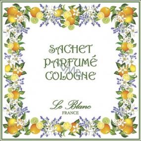 Le Blanc Cologne Vonný sáček Kolínská 11 x 11 cm 8 g