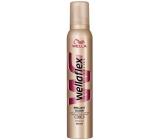 Wellaflex Brilliant Colors silné zpevnění pěnové tužidlo barvené vlasy 200 ml