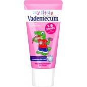 Vademecum Junior Mild Strawberry zubní pasta 50 ml