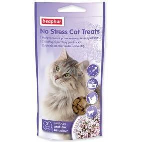 Beaphar No Stress Pamlsky pro zklidnění kočky 35 g