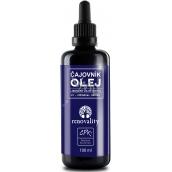 Renovality Tea Tree olej antiseptický a protiplísňový s kapátkem 100 ml