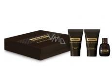 Missoni Parfum pour Homme parfémovaná voda 5 ml + sprchový gel 25 ml + balzám po holení 25 ml, dárková sada