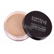 Gabriella Salvete Loose Powder sypký matující pudr 02 6,5 g