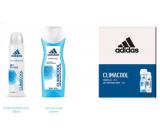 Adidas Climacool antiperspirant deodorant sprej pro ženy 150 ml + sprchový gel 250 ml, kosmetická sada