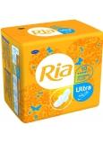 Ria Ultra Silk Normal Plus intimní vložky 10 kusů