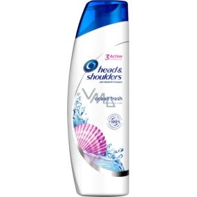 Head&Shoulders Ocean Fresh šampon proti lupům 400 ml