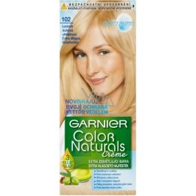 Garnier Color Naturals Créme barva na vlasy 102 Ledově duhová ultrablond