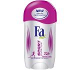 Fa Sport Double Power Sporty Fresh antiperspirant deodorant stick pro ženy 50 ml