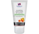 Neutrogena Nordic Berry výživný krém na ruce 75 ml pro suchou pokožku