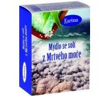 Karima Mrtvé moře toaletní mýdlo se solí z mrtvého moře 100 g