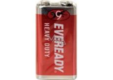 Eveready Red baterie 6F22 9V 1 kus