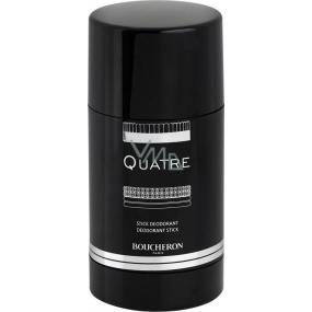 Boucheron Quatre pour Homme deodorant stick 75 g