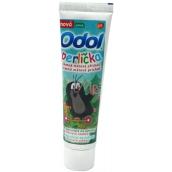 Odol Perlička Krteček jemná zubní pasta pro děti 50 ml