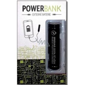 Albi Externí baterie Powerbank Správná cesta tě vždy nabije pozitivní energií 9,4 cm
