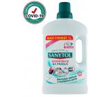 Sanytol Bílé květy Dezinfekce na bílé i barevné prádlo a pračky 1 l