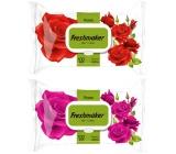 Freshmaker Roses vlhčené kosmetické ubrousky 100 kusů