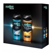 Palmolive Citrus Crush 3v1 sprchový gel pro muže 250 ml + Sport 3v1 sprchový gel pro muže 250 ml, kosmetická sada