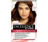 Loreal Paris Excellence Creme barva na vlasy 4.54 Mahagonová měděná