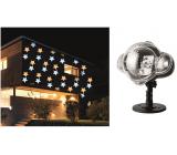 Emos Projektor hvězdy teplá a studená bílá+ 3 m přívodní kabel
