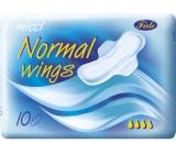 Micci Normal Wings intimní vložky s křidélky 10 ks