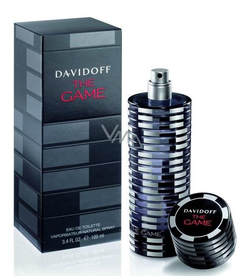 Davidoff The Game toaletní voda pro muže 100 ml