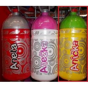 Nekupto Láhev pro zdravé pití s názvem Anička 0,5 l 1 kus