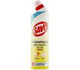Savo Citrón Wc tekutý čisticí a dezinfekční přípravek 750 ml