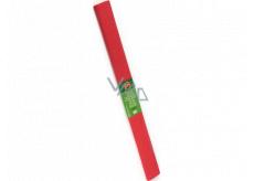 Koh-i-Noor Krepový papír 50 x 200 cm, bílý červený