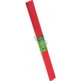 Koh-i-Noor krepový papír č.07/9755 červený 50 x 200 cm