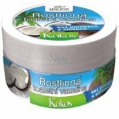 Bione Cosmetics Kokos Rostlinná toaletní vazelína 155 ml