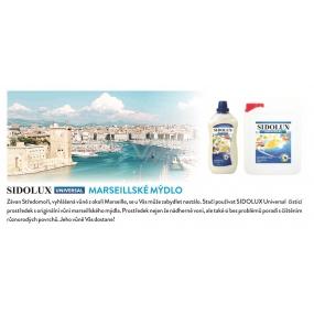 DÁREK Sidolux Universal Marseillské mýdlo 50 ml