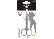 Elite Models Nůžky na nehty špičaté rovné 10 cm