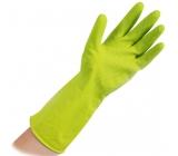 Vulkan Niké Soft & Sensitive úklidové gumové rukavice XL  pár XL