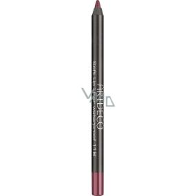 Artdeco Soft Lip Liner Waterproof voděodolná konturovací tužka na rty 118 Garnet Red 1,2 g