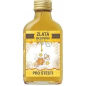 Bohemia Gifts & Cosmetics Zlatá medovina 18% Pro štěstí 100 ml