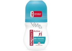 Borotalco Active Sea Salt kuličkový antiperspirant deodorant roll-on unisex 50 ml