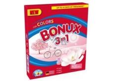Bonux Color Magnolia 3v1 prací prášek na barevné prádlo 4 dávky 300 g