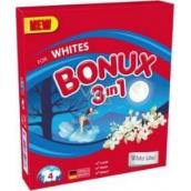 Bonux White Lilac 3v1 prací prášek na bílé prádlo 4 dávky 300 g