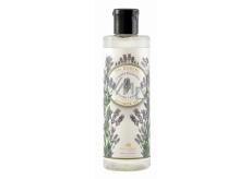 Panier des Sens Levandule luxusní povzbuzující, zklidňující sprchový gel 250 ml