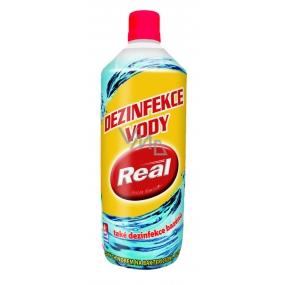 Real Dezinfekce vody k čistění a dezinfekci všech nenasákavých povrchů v domácnosti. 1 l