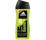 Adidas Pure Game 2v1 sprchový gel na tělo a vlasy pro muže 250 ml