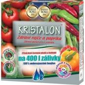 Agro Kristalon Zdravé rajče a paprika 0,5 kg na 400 l zálivky