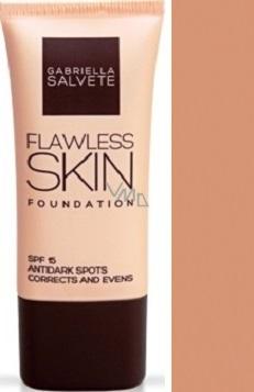 Gabriella Salvete Flawless Skin Foundation make-up 04 Vanilla 30 ml