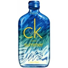 Calvin Klein CK One Summer 2015 toaletní voda unisex 100 ml Tester