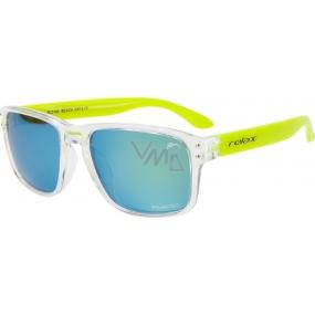 Relax Beach Sluneční brýle R2318C čiré