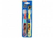 Paw Patrol Zubní kartáček pro děti 2 kusy
